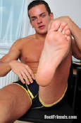 All male gay foot fetish and tickling DVD store and porn site. Men's feet are sexy.