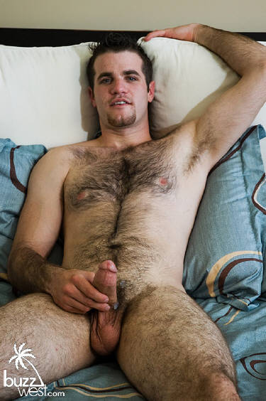 Hairy armpit gay sex